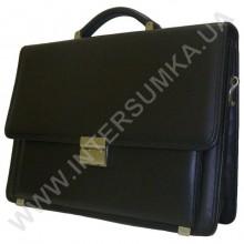 портфель большой, 2 отдела