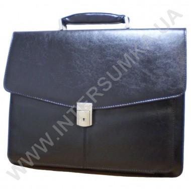 Заказать портфель 3 отдела,карман на молнии  Wallaby 0641