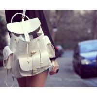 Женский рюкзак для жительниц города - удобная вещь на каждый день. >
