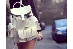 Женские рюкзаки - стильно и удобно