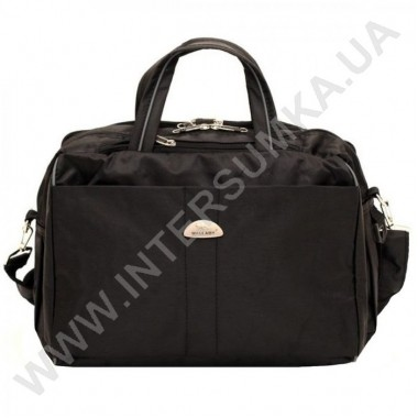 Заказать сумка дорожно-спортивная малая Wallaby 10717 черная в Intersumka.ua