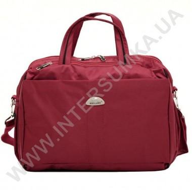Заказать сумка дорожно-спортивная малая Wallaby 10717 красная в Intersumka.ua