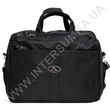 Заказать сумка дорожно-спортивная большая Wallaby 10718 черная