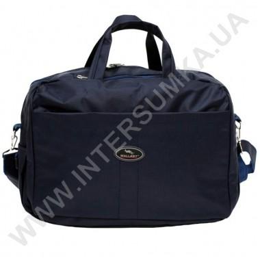 Заказать сумка дорожно-спортивная большая Wallaby 10718 синяя