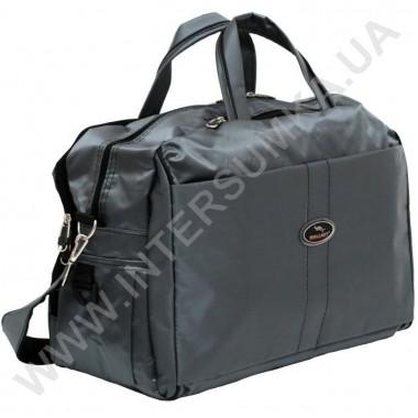 Заказать сумка дорожно-спортивная большая Wallaby 10718 серо-зеленая