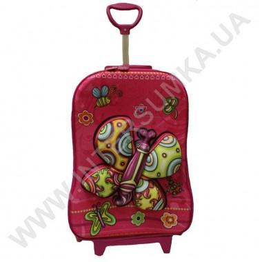 Заказать Детский чемодан Бабочка 12050-F (15 литров)