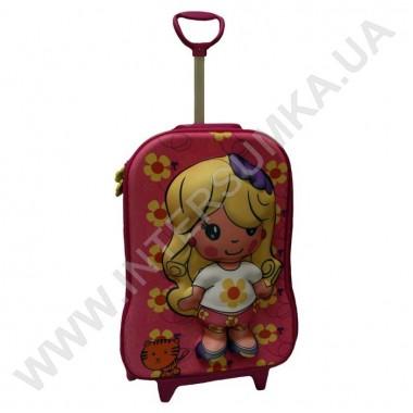 Заказать Детский чемодан Девочка 12050-G1 (15 литров)