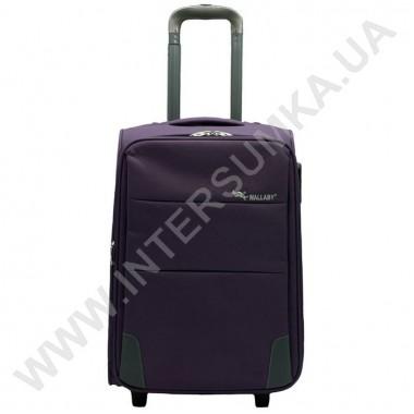 Заказать чемодан малый Wallaby 12267/20 (52 литра) фиолетовый