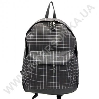 Заказать рюкзак молодежный Wallaby 1354 клетка