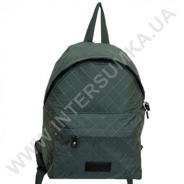 Заказать рюкзак молодежный Wallaby 1375 темно-серый в Intersumka.ua