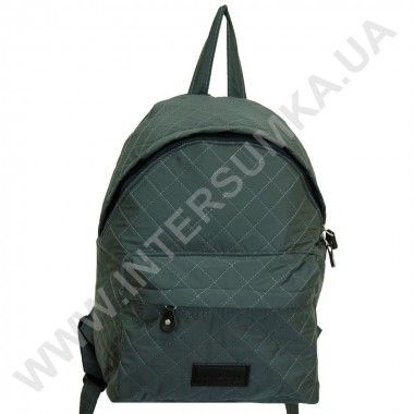Заказать рюкзак молодежный Wallaby 1375 темно-серый