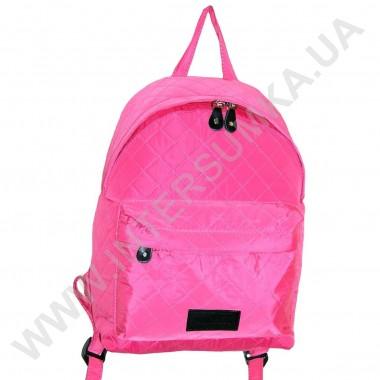 Заказать рюкзак молодежный Wallaby 1375 малиновый в Intersumka.ua