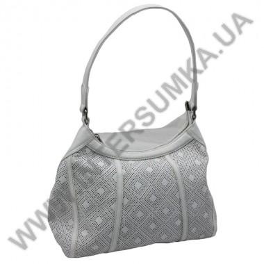 Заказать Сумка женская из натуральной кожи Diamond 1468-1 белая