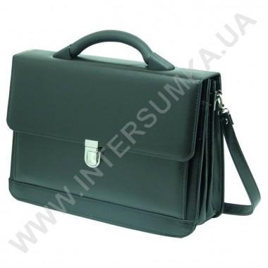 Заказать портфель Wallaby 2086 3 отд. с пластмассовой ручкой
