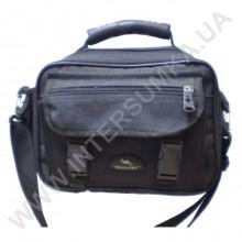 сумка-барсетка с клапаном Wallaby 2427 черная