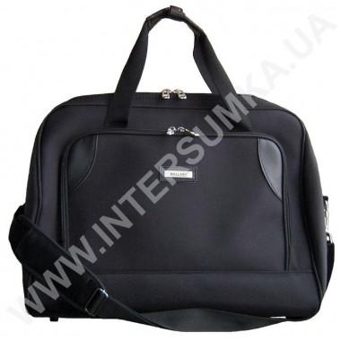 Заказать сумка дорожная на пене Wallaby 2556 с отделением для обуви формовочная черная