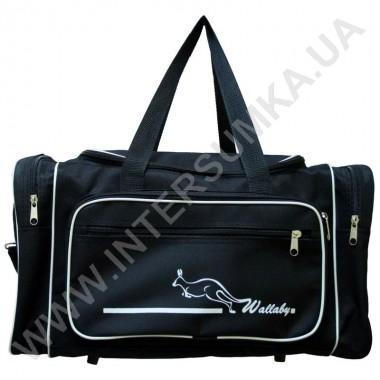 Заказать сумка спортивная малая Wallaby 2686 черн-белый