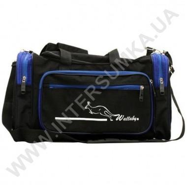 Заказать сумка спортивная малая Wallaby 270 черно-синяя