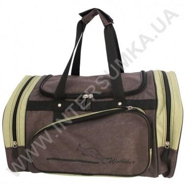 Заказать сумка спортивная Wallaby 271 хаки-оливка в форме хлебницы
