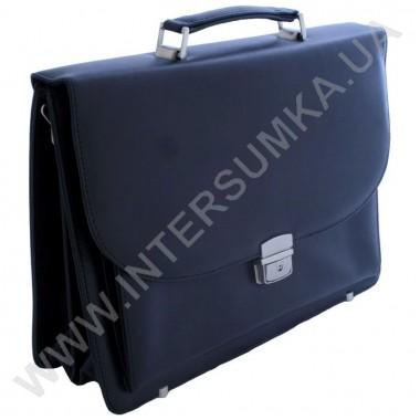 Купить портфель большой на 2 отдела Wallaby 2894 черный