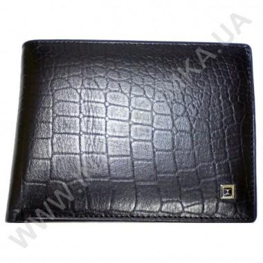 Заказать кошелёк мужской c визитн., средний без застёжки HASSION 36011-1-2901D