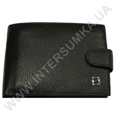 Заказать кошелёк мужской c визитн. на кнолпке, средний HASSION 37022-5001D
