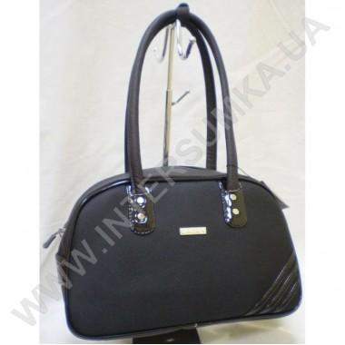 Заказать сумка женская Wallaby 403 черная с черной отделкой