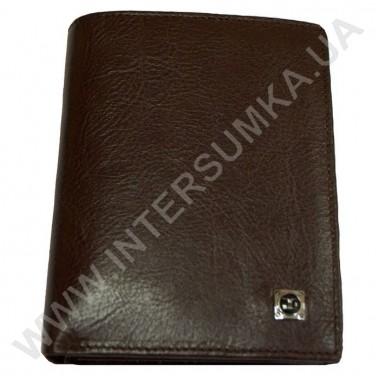 Заказать портмоне мужское для документов Hassion 50005-3-61Dcoffe