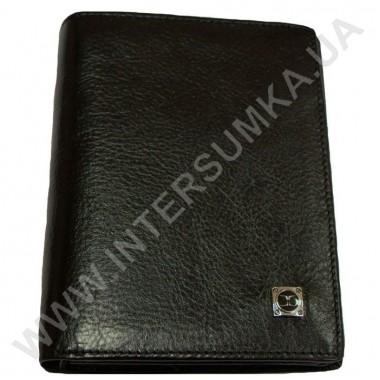 Заказать портмоне мужское для документов Hassion 50005-3-64Dblack