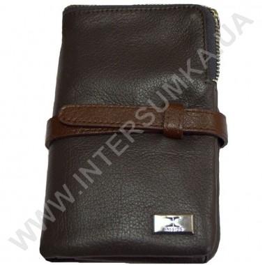 Заказать кошелёк женский средний мягкий на молнии HASSION 56016M-11403Dgrey