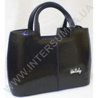 Заказать сумка женская Wallaby 579black_lase в Intersumka.ua