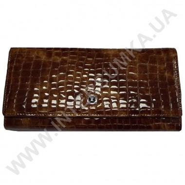 Заказать кошелёк женский большой, 2 наружные монетницы HASSION 72002
