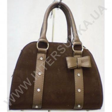 Заказать сумка женская Wallaby 783brown_zamsh в Intersumka.ua