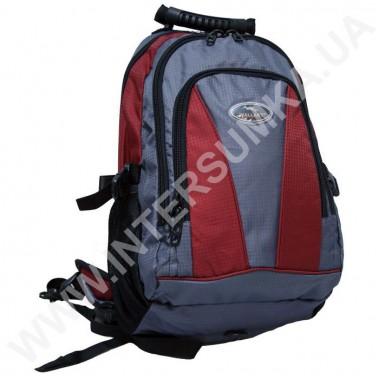 Заказать рюкзак с рамой 2 отделения + для ноутбука Wallaby А011 (30литров)