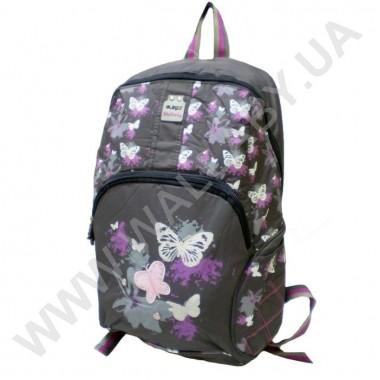 Заказать Рюкзак с одним отделом, накатка бабочки Wallaby DK1423