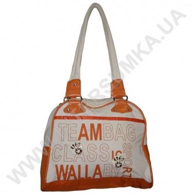Заказать сумка молодёжная 2 ручки Wallaby DK421