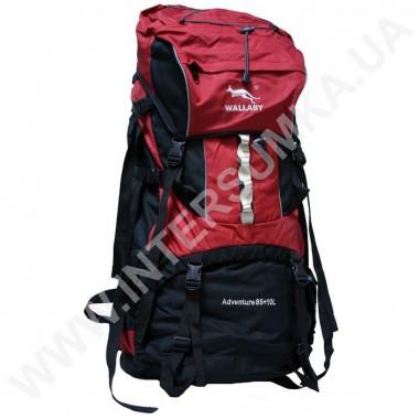 Заказать Большой туристический рюкзак Wallaby Е201-1 на 85 +10 литров в Intersumka.ua