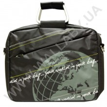 """сумка для ноутбука 15,4-15,6"""" с металлическими ручками Wallaby JK1-06"""