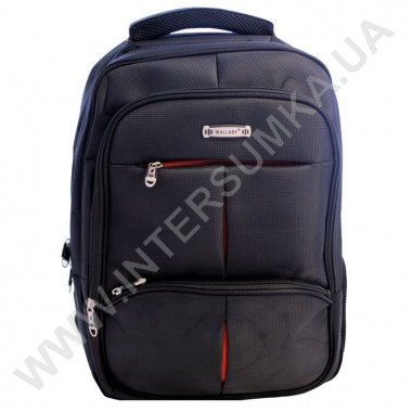 Заказать рюкзак городской Wallaby JK41-12 с карманом для ноутбука
