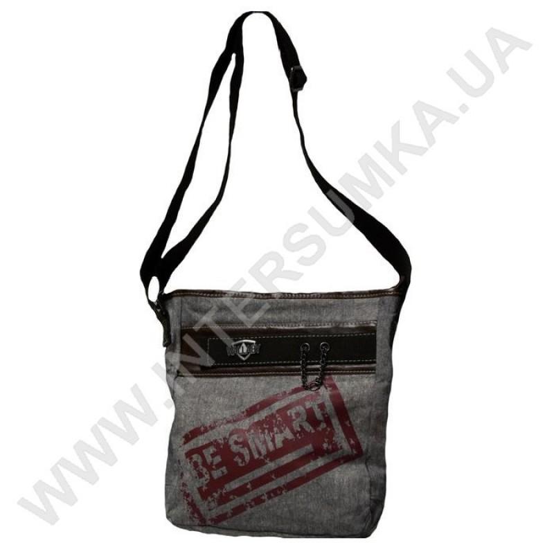 d639e133256a Купить молодежную сумку-почтальон горизонтальную Wallaby LC-201217-1 ...