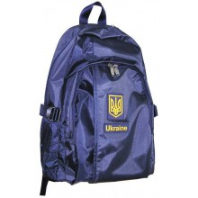 рюкзак из жатки с символикой Украина P270 Харбел