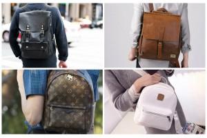 Стиль и мода на городской рюкзак