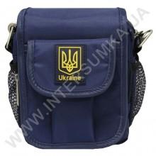 Барсетка тканинна Україна 10576
