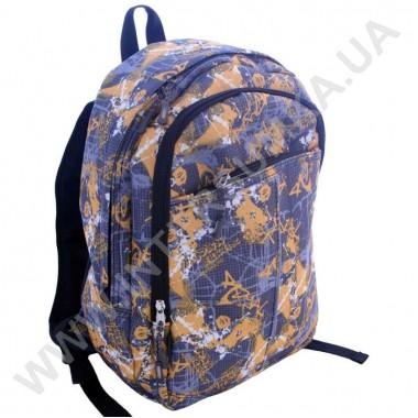 Заказать рюкзак молодежный Wallaby 134-5
