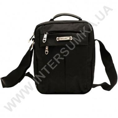 Заказать барсетка 2 передних кармана Wallaby 5F-71 черная