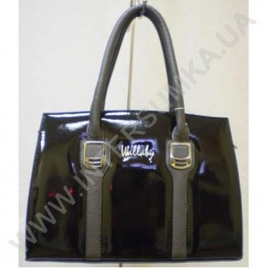 Заказать сумка женская Wallaby 680 черная
