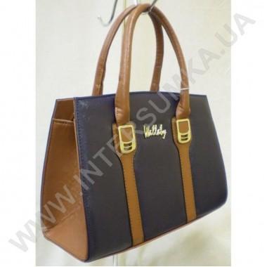 Заказать сумка женская Wallaby 680 синяя в Intersumka.ua