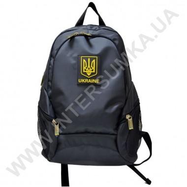 Заказать рюкзак из жатки спортивный Украина P271 Харбел в Intersumka.ua