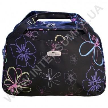 Заказать сумка дорожная малая Wallaby WAT1-07012(black)  в Intersumka.ua