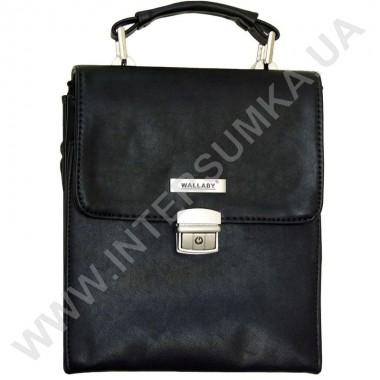 Заказать Мужская сумка (барсетка) на три отделения Wallaby 21178 в Intersumka.ua